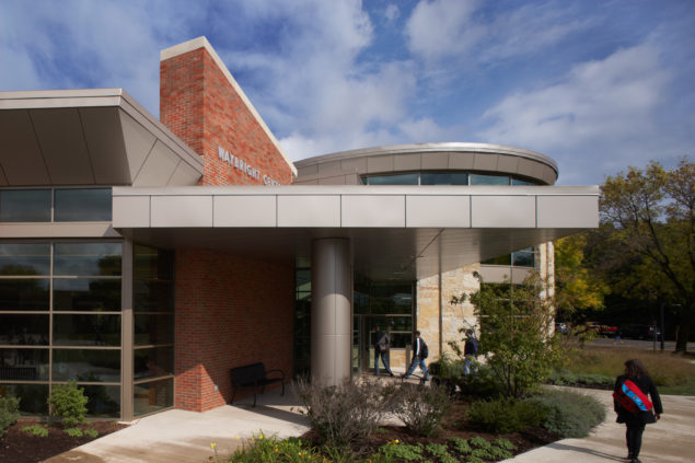 Gregory L. Waybright Student Life Center, Trinity