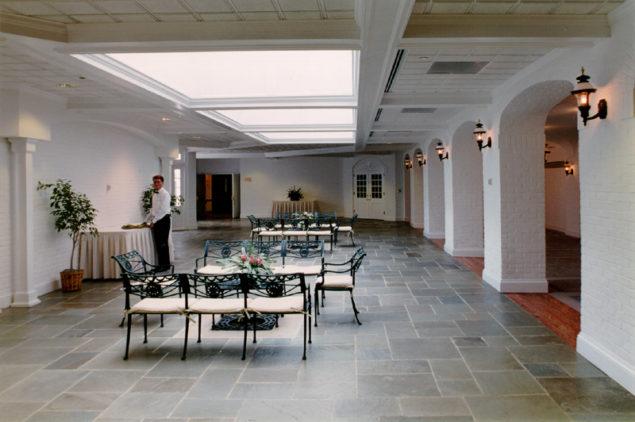 Penn State University Nittany Lion Inn WTW Architects - Nittany lion inn dining room