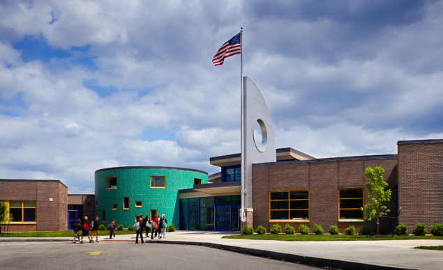 Ross Elementary North Hills School District Wtw Architects