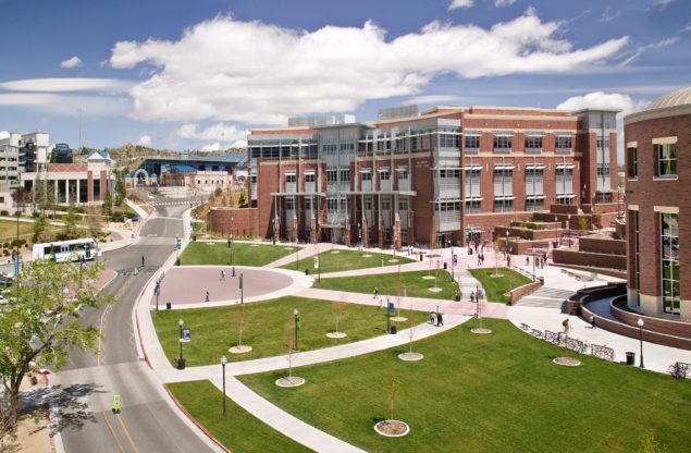 joe crowley student union university of nevada reno wtw architects
