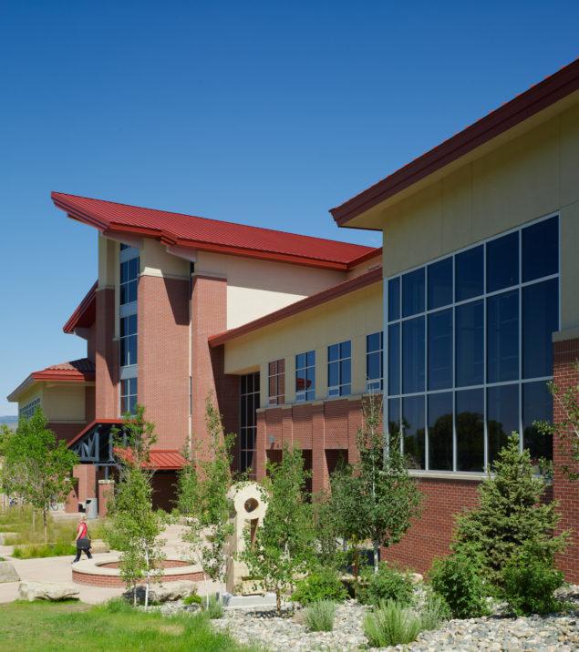University Center, Western State Colorado University