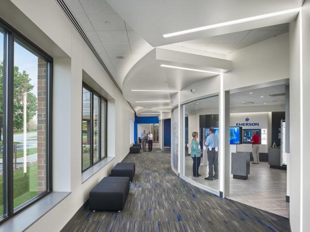 Emerson Process Management, Corporate Headquarters - WTW